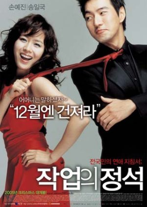 The Art of Seduction (2005) poster