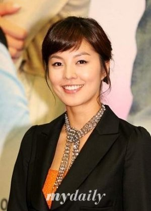 Kim Sung Eun in Hometown Legends Korean Drama (2009)