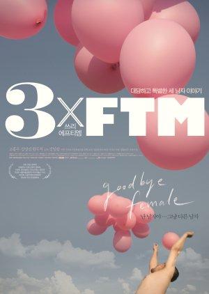 3xFTM (2009) poster