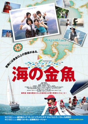 Goldfish in Sea  (2010) poster