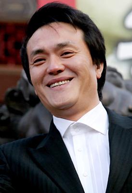Choi Jong Hwan in Gye Baek Korean Drama (2011)