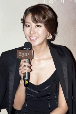 Kim Jin Sun in Taste Korean Movie (2014)