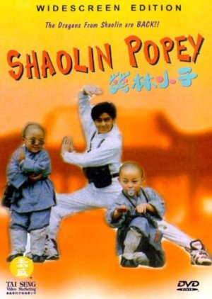 Shaolin Popey (1994) poster