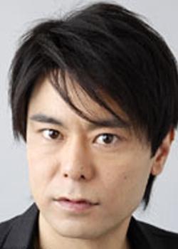 Kagemaru Shigeki in Ultraman Cosmos Japanese Drama (2001)