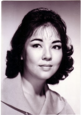 Kyo Machiko in The Face of Another Japanese Movie (1966)