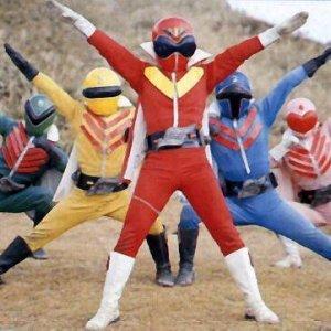 Himitsu Sentai Goranger (1975) photo
