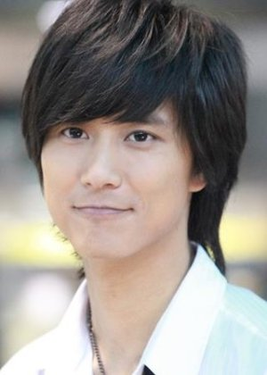 Shawn Chen in Reaching for the Stars Taiwanese Drama (2005)