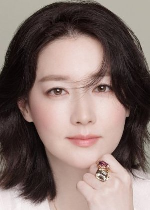 Lee Young Ae in Inshalla Korean Movie (1997)