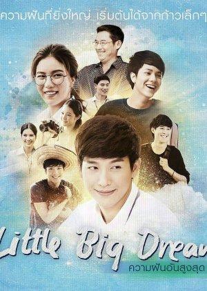 Little Big Dream (2016) poster