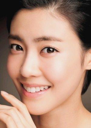 Lee Yoon Ji in The Great Seer Korean Drama (2012)