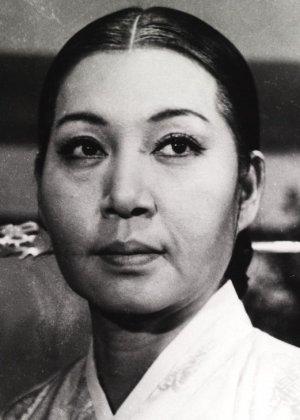 Han Eun Jin in Viva Freedom! Korean Movie (1946)