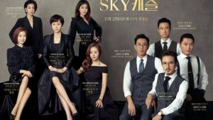Mapping the Motifs, Symbolism and Mirroring of SKY Castle