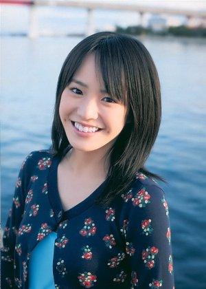 Fujiwara Reiko in Cinema Angel Japanese Movie (2015)