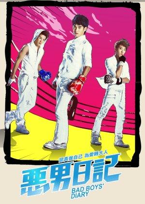 Bad Boys' Diary (2013) poster