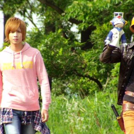 Ressha Sentai ToQger DVD Special - Farewell, Ticket! The Wasteland Super ToQ Battle! (2014) photo