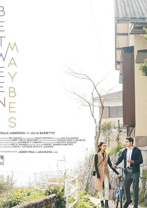 Between Maybes (2019) poster