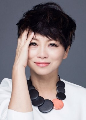 Rain Lau in Dragon Love Hong Kong Drama (1999)