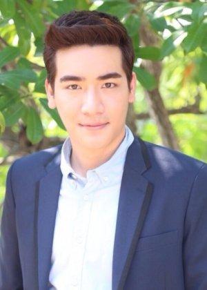 Chuenhirun Natanop in Barb Rak Ta Lay Fun Thai Drama (2017)