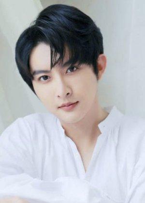 Xiao Meng in My Vampire Boyfriend's Extreme Night Story Chinese Drama (2017)