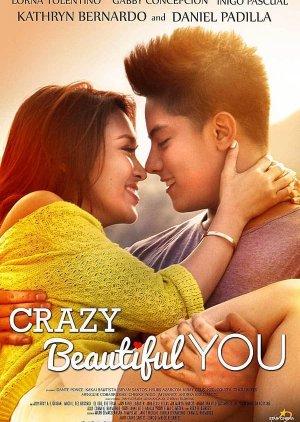 Crazy Beautiful You (2015) poster