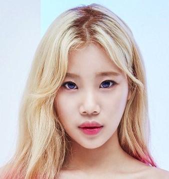 JooE in 2020 Idol Star Athletics Championships Korean TV Show (2020)