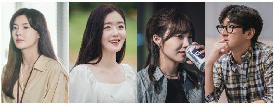 Choi Si Won, Han Sun Hwa, Jung Eun Ji, and Lee Sun Bin work together on a new drama! - MyDramaList