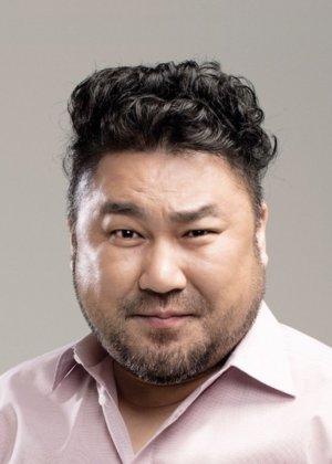 Ko Chang Seok in The Showdown Korean Movie (2011)