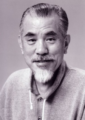 Imafuku Masao in Admiral Yamamoto Japanese Movie (1968)