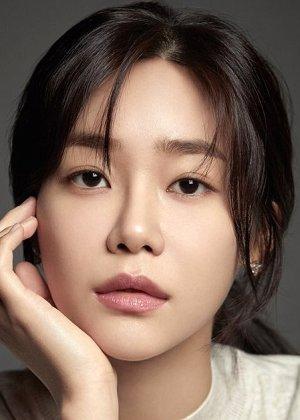 Yuna in Single Wife Korean Drama (2017)