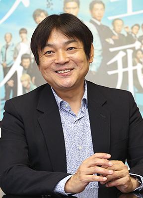 Motoki Katsuhide in Maison Ikkoku Japanese Special(2007)