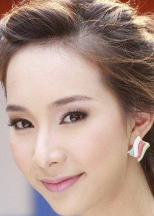 Mint Nutwara Vongvasana in Likit Haeng Jan Thai Drama (2019)