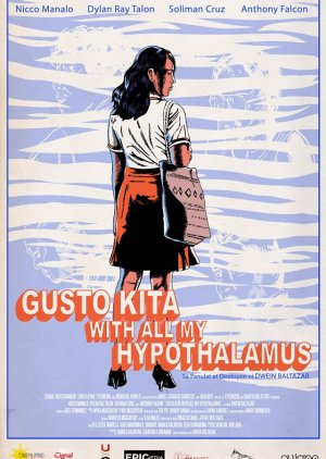 I Like You With All My Hypothalamus (2018) poster