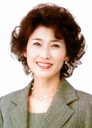 Sawada Ayako in Mama no Idenshi Japanese Drama (2002)