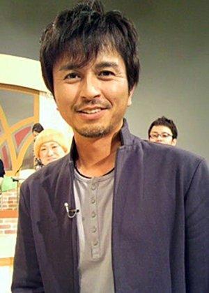 Takemoto Takayuki in East Wind Rain Chinese Movie (2010)