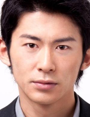 Nagaoka Tasuku in Moon & Cherry Japanese Movie (2004)