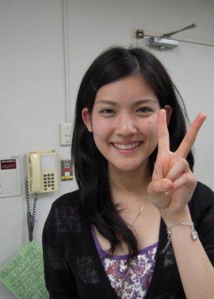 Shimomiya Rihoko in Kodoku no Gurume Japanese Drama (2012)