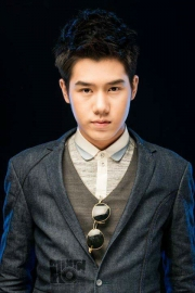 Petch Chanapoom Thenwong in Oxygen Thai Drama (2020)