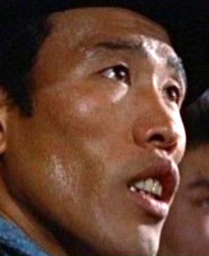Enoki Hyoe in The Murder Game Japanese Movie (1978)
