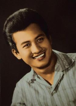 Mitr Chaibancha in Jam Loey Rak Thai Movie (1963)