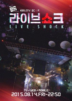 Drama Special Season 6: Live Shock