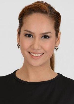 Laphasrada Chuaykua in Khun Mae Suam Roy Thai Drama (2018)