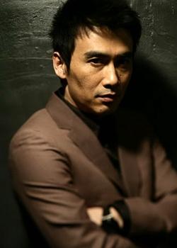 Liu Yun Long in East Wind Rain Chinese Movie (2010)
