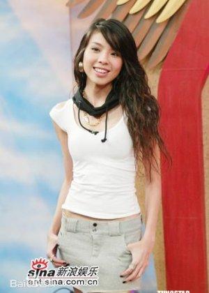 Adena Guo in Beauty Lady Taiwanese Drama (2004)