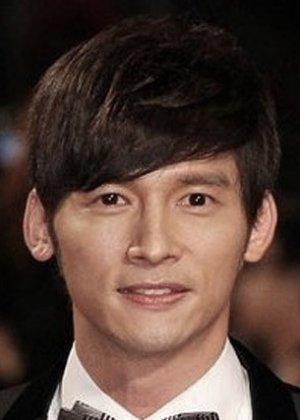James Wen in King Flower Taiwanese Drama (2013)