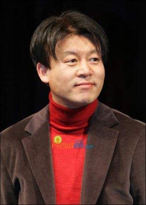 Jo Jin Kyoo in Man on the Edge Korean Movie(2013)
