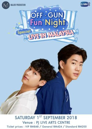 Off Gun Fun Night Special - Live in Malaysia (2019) poster