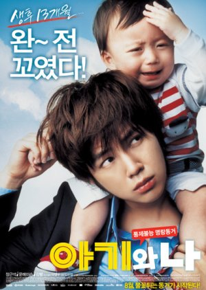 Baby & I (2008) poster