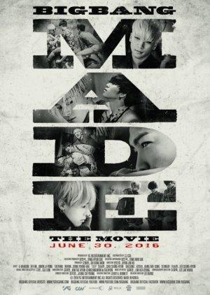 BIGBANG MADE: The Movie (2016) poster