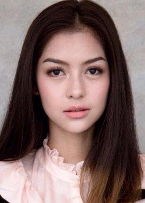 Plengkwan Nattaya Thongsaen in The Face Thailand: Season 3 Thai TV Show (2017)