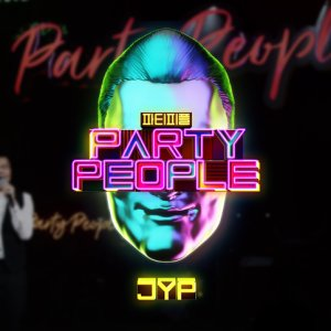 Park Jin Young's Party People (2017) photo